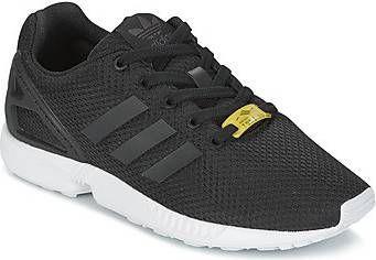 the best attitude cec09 74c25 Adidas Originals ZX Flux Junior alleen bij JD Zwart Kind